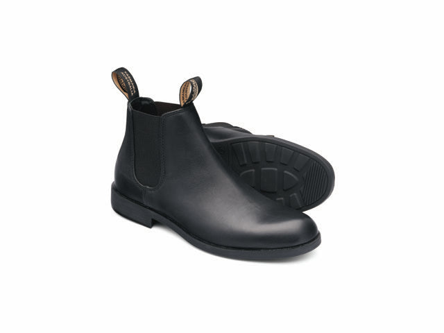 Blundstone Dress Ankle Boot Black. The 1900 Blundstone Dress Boot embodies a refined design for a sleeker look