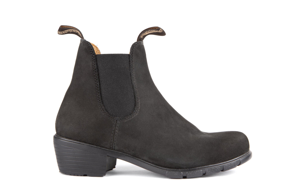 Blundstone Women's Series Chelsea Heel Boot takes an elegant step up