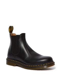 Dr. Marten Men's 2976 Yellow Stitch Smooth