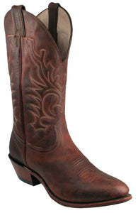 Boulet Boots Men's 2268. Medium cowboy toe