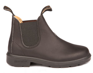 Blundstone Kid's Original Boot. Blundstone Chelsea Kid's Boot is a dry, comfy, cozy boot for growing feet.