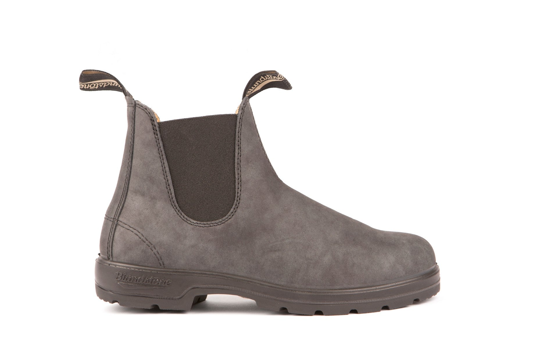 Blundstone Leather Lined Classic Rustic Boot. Thermo-urethane outsole resistant to hydrolysis and microbial attack.