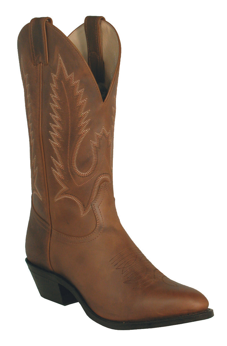 Boulet Cowboy Boots have been beautifully hand made, right here in Canada since 1964!