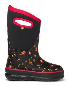 BOGS Kid's Classic Lightning Boot