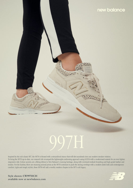 New Balance Women's CW997HCJ