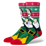 Load image into Gallery viewer, Stance Socks Elf It's Cold Outside