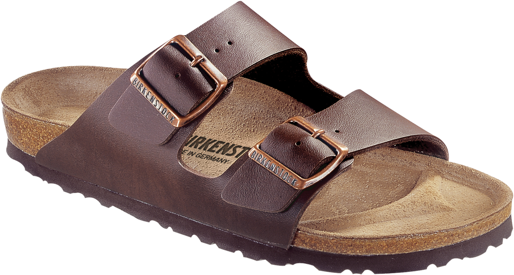 Birkenstock Arizona Dark Brown Birko-Flor