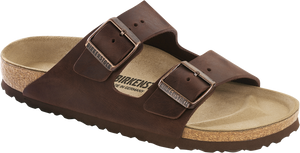 Birkenstock Arizona Habana Leather