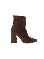 Load image into Gallery viewer, Ateliers Raven Boot- Women's soft suede bootie.