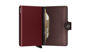 Secrid Mini Metallic Wallet RFID Secure