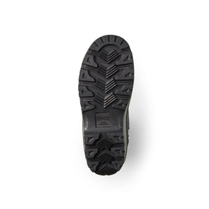 Cougar kid's boot black inspired style with snow boot function (sole). Thermolite insulation for added warmth.