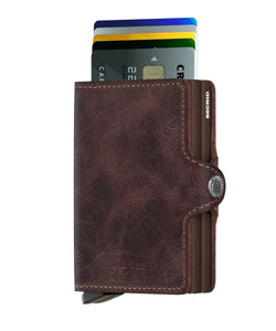 Secrid Twin Vintage Wallet RFID Secure