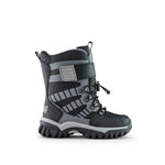 Load image into Gallery viewer, Cougar Kids' Winter Boots- Trek. Easy pull-on kid's winter boot with hook and loop strap closure. Always Waterproof
