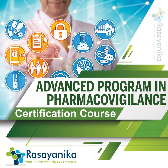Pharmacovigilance Online Certification Course
