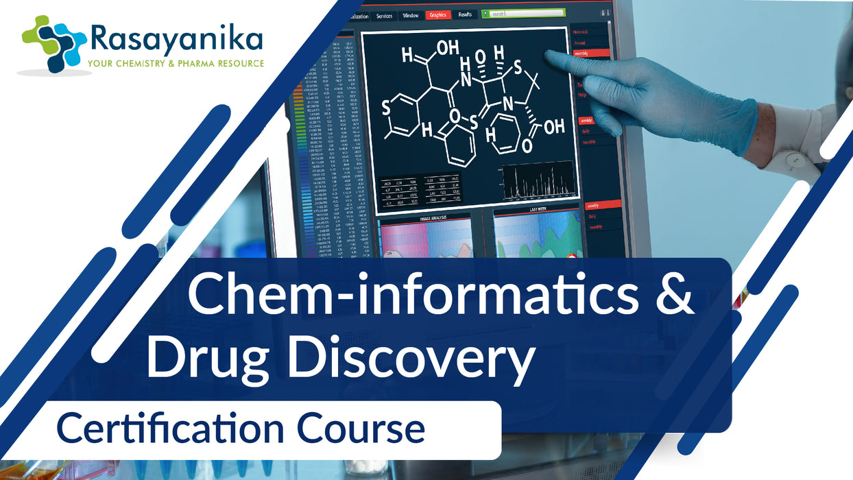 Cheminformatics & Drug Discovery Online Certification Course