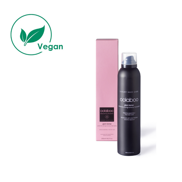 glam former runway hair spray 250 ml