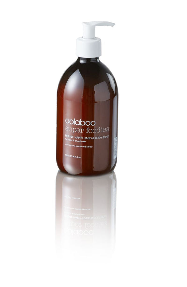 super foodies hand soap + velvety hand lotion = no rinse hand gel 100 ml CADEAU