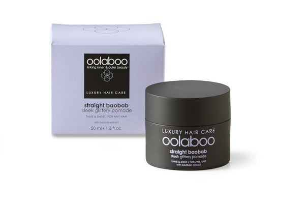 oolaboo straight baobab pomade 50 ml