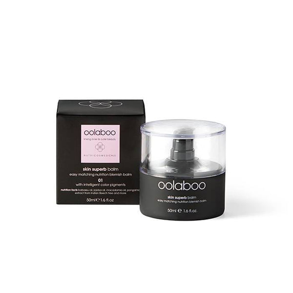oolaboo skin superb blemish balm (bb cream) 50 ml