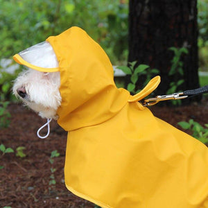 Dog Raincoat Waterproof