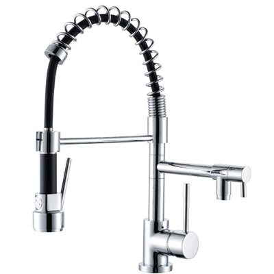 Gamma Pull Out Mixer - PLUMBCORP BATHROOM & KITCHEN CENTRE