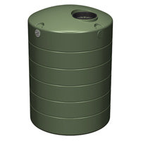 3000L Round Water Tank - PLUMBCORP BATHROOM & KITCHEN CENTRE