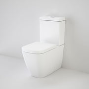 Caroma Cube Wall Faced Toilet Suite
