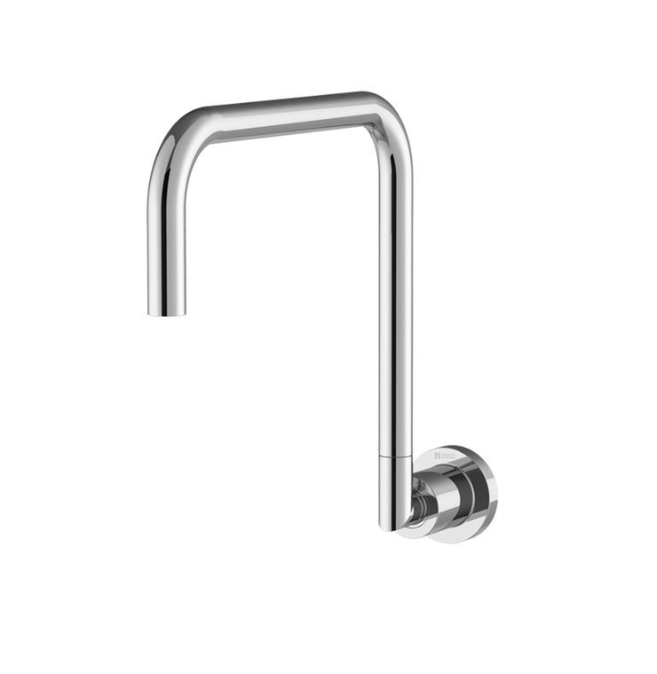 Lucia Square Neck Laundry Spout - PLUMBCORP BATHROOM & KITCHEN CENTRE