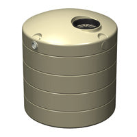 2250L Round Water Tank - PLUMBCORP BATHROOM & KITCHEN CENTRE