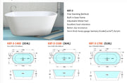 Freestanding Bathtub - PLUMBCORP BATHROOM & KITCHEN CENTRE