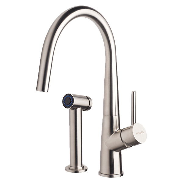 SCHOCK ALFRESCO CONOS PRO STAINLESS STEEL MIXER - PLUMBCORP BATHROOM & KITCHEN CENTRE