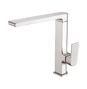 Vitra Swivel Kitchen Mixer Brushed Nickel - PLUMBCORP BATHROOM & KITCHEN CENTRE