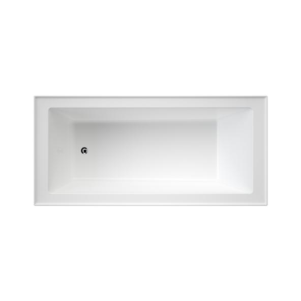Aqua 1700 Insert Bathtub - PLUMBCORP BATHROOM & KITCHEN CENTRE