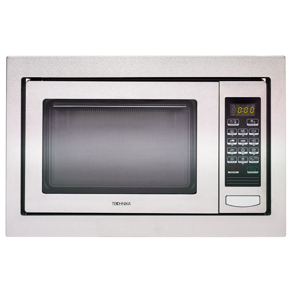 Technika Stainless steel microwave with grill