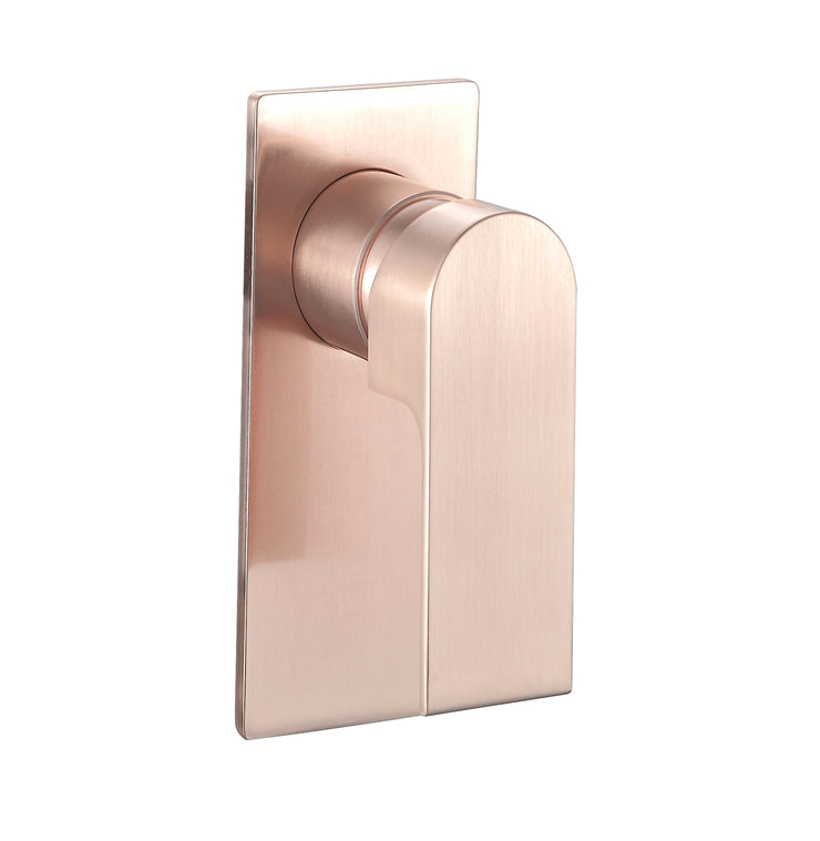 Vitra Shower Mixer Rose Gold - PLUMBCORP BATHROOM & KITCHEN CENTRE