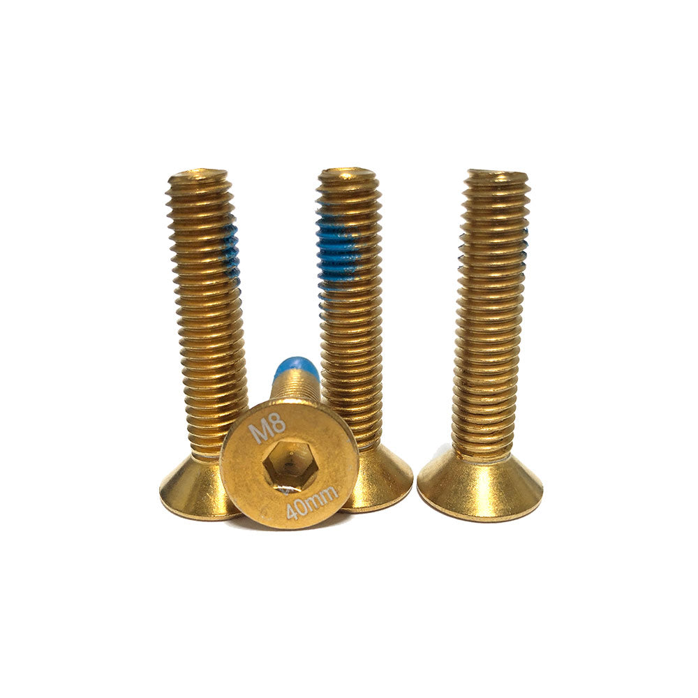 40mm Screws - 4 Pack