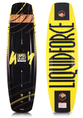 2019 Liquid Force Eclipse Wakeboard BLEM