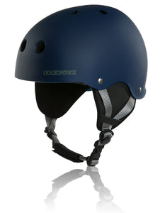 2018 Liquid Force Flash Helmet Navy