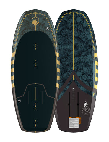 "2020 Galaxy 4'2"" AK Edition Foil Board"