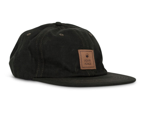Duke Strapback Hat - Army Green