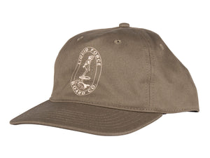 2021 Foil Army Green Hat
