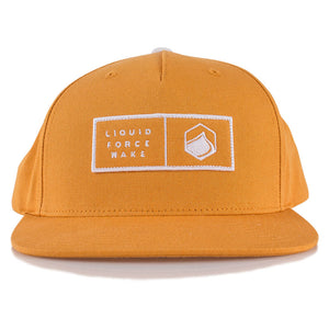 Premiere Yellow Snapback Hat