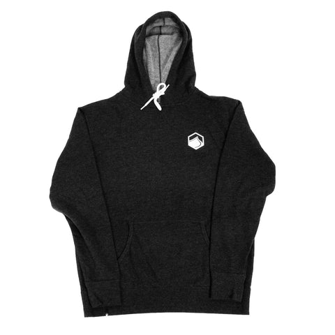 Hex Hoody - Charcoal Grey