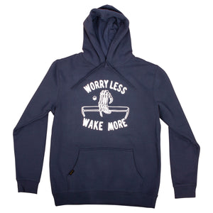 2021 Worry Less Navy Pullover Hoody