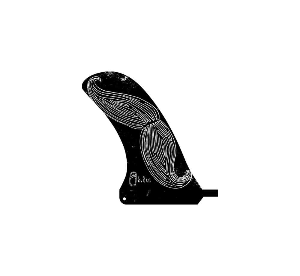 Longboard 6.5 Center Fin - Adjustable Box