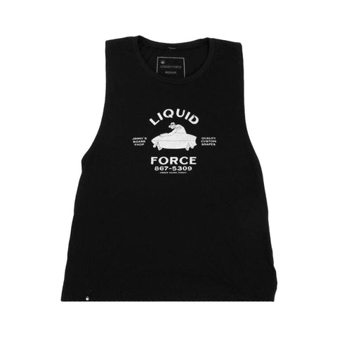 2021 Custom Shapes Women's Muscle Tank