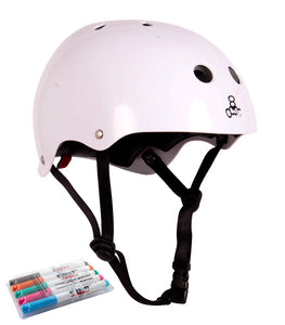 2020 Kids Wipeout Helmet