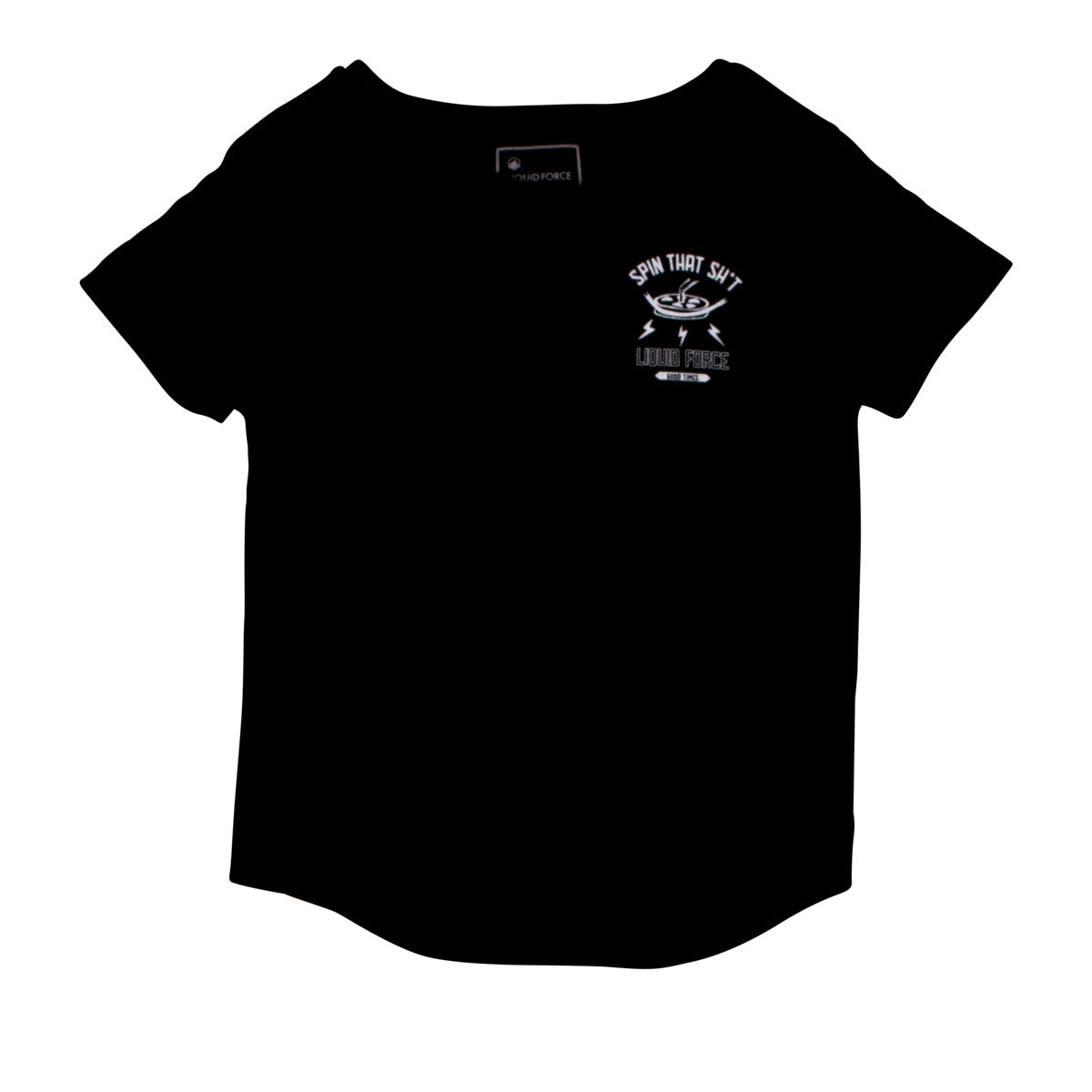 2021 Spinning Women's Black Tee