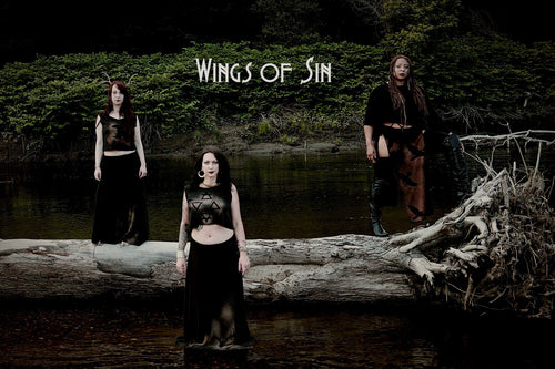 Wings of Sin Gift Card - Wings of Sin