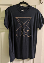 Load image into Gallery viewer, Sigil of Lucifer T Shirt